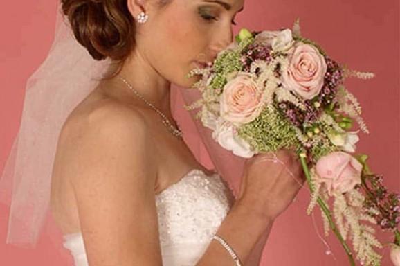 Svadobné účesy 12